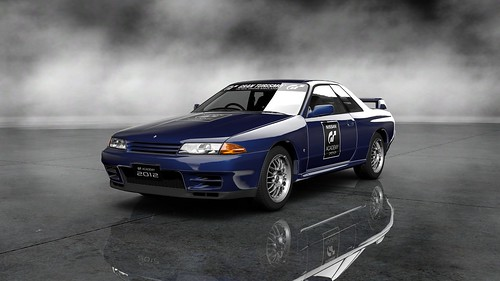 GT Academy 2012: Nissan SKYLINE GT-R VüEspec II (GT Academy Version) '94_73Front | by PlayStation.Blog