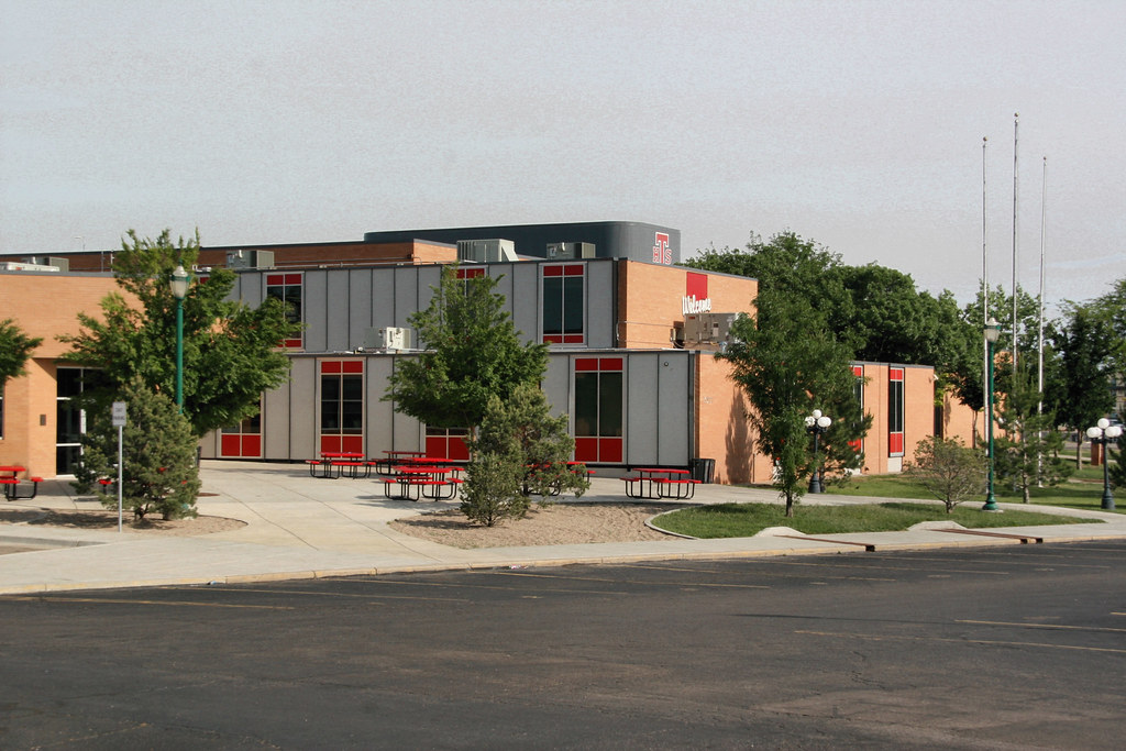 ... Tascosa High School, Amarillo, Texas - 02 | by WY Man