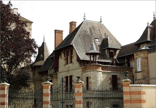 Maison de louis mantin en 1905 louis mantin l gue la - Maison mantin moulins 03 ...