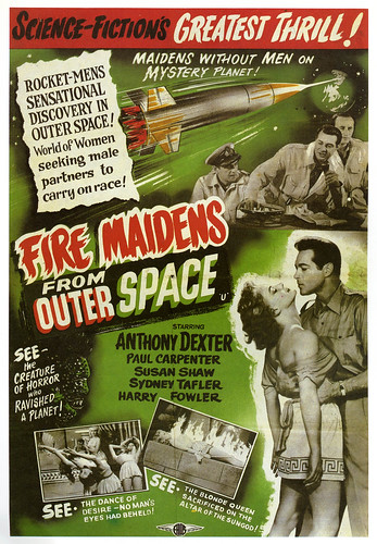 Fire Maidens From Space | by paul.malon