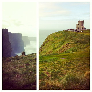 Cliffs of Moher | by Kristin Lucco X