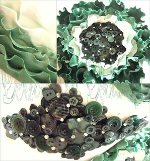 emerald detail | by Deliciously Decadent (Taya)