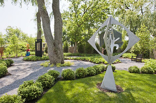 Heller_Dodds & Eder Sculpture Garden 5-26-12_3036_LR | by thesagharborexpress