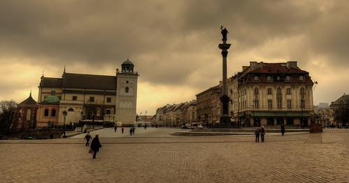 Warsaw - Old Town Panorama | by PhasedIN