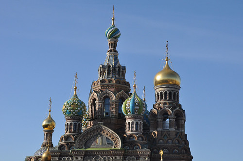 Church on Spilled Blood | by GrumpeyJohn