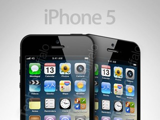 iPhone 5 Mockups | by methodshop.com