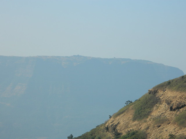 Raigad top closeup