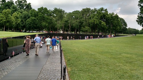 Vietnam Memorial | by BlackRoseHeart
