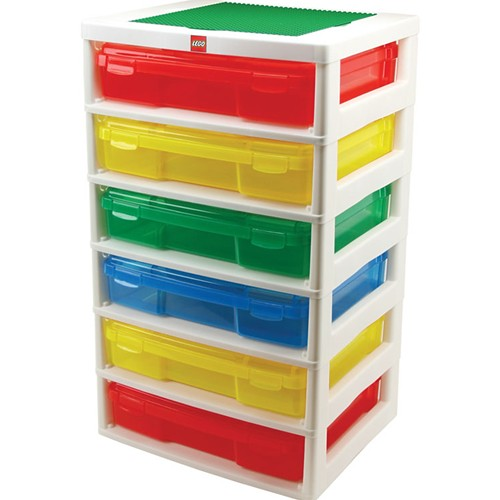 Superbe ... Official LEGO Storage Drawers | By RS 1990