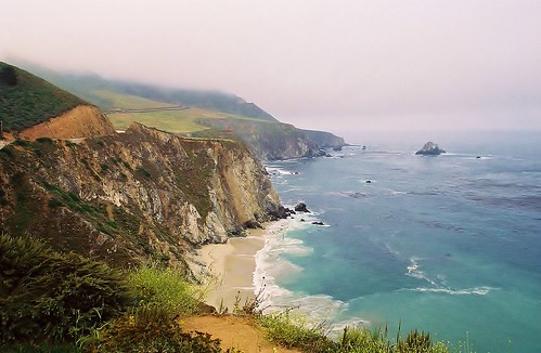 Foggy day on the California coast | by THANK YOU FOR 2 MILLION VIEWS