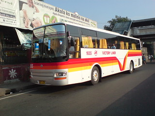 Victory Liner 1655 | by Bus Ticket Collector; Updated Version Of Me ♫
