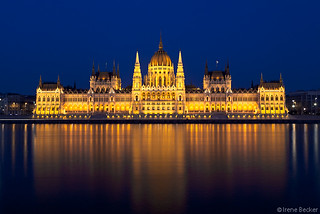 The Hungarian Parliament | by Irene Becker