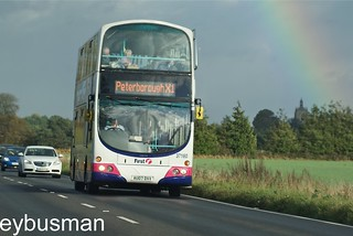 First Eastern Counties 37160, AU07DXX. | by EYBusman