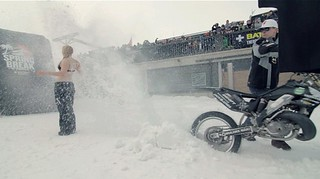 B-Moto's Jussi Seljas at Ruka Spring Break 2012 | by Battery Energy Drink