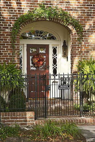 CHARLESTON FRONT DOOR | by NC Cigany