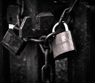 Locked Up... | by stevef325