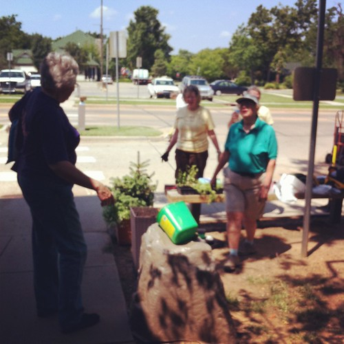 Norman Beautification Day - 6/09/12 - 3 | by Pioneer Library System