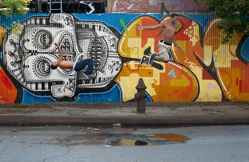Jose and Henry again: Hunts Point, Bronx | by Chris Arnade