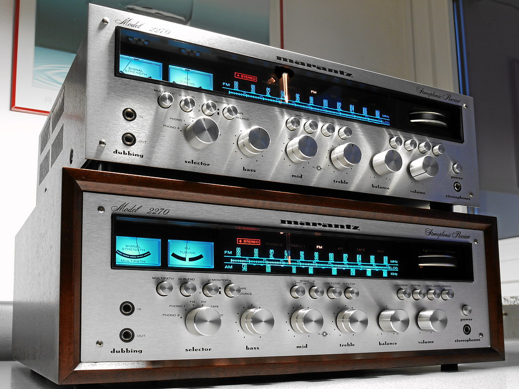 ... Marantz 2270 Stereo Receiver | by oldsansui