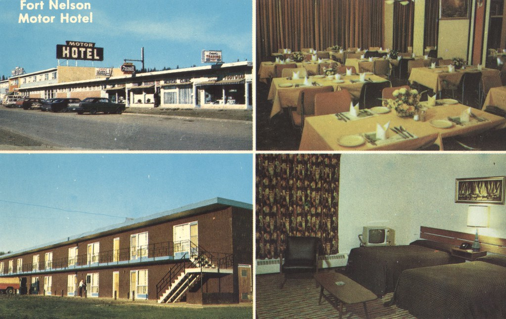 Fort Nelson Motor Hotel - Fort Nelson, British Columbia