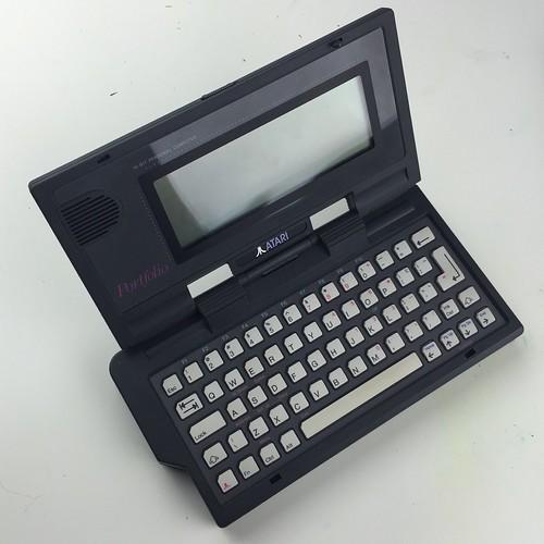 1989 - First palmtop computer