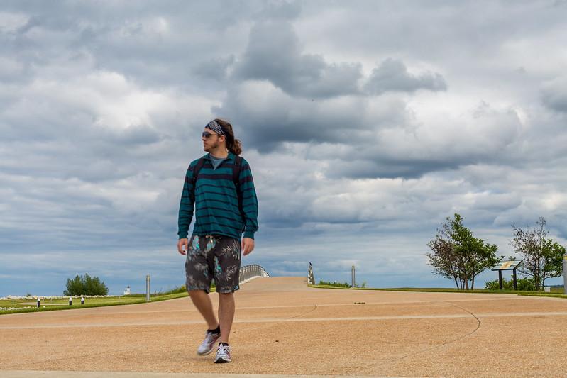 Me! at Lakeshore State Park