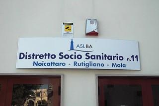 Noicattaro. RSA Cappuccini front