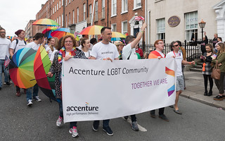 PRIDE PARADE AND FESTIVAL DUBLIN 2016 [ACCENTURE]-118196 | by infomatique