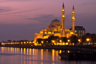 Al Noor Mosque Sharjah | by yousif abdelrazaq