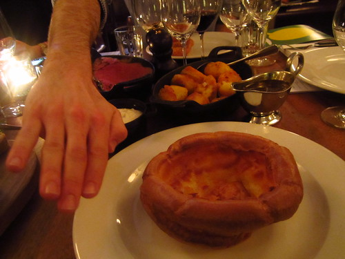 how to make huge yorkshire puddings