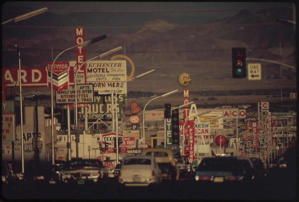 ... Street scene in East Las Vegas May 1972   by The U.S. National Archives & Street scene in East Las Vegas May 1972   Original Caption:u2026   Flickr