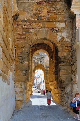 Carmona province of seville puerta de sevilla flickr for Puerta de sevilla carmona