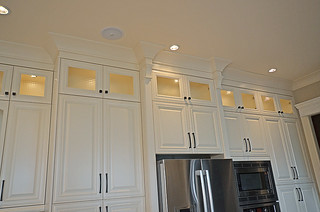 how to install crown moulding on kitchen cabinets kitchen cabinet crown moulding by nucasa crown moldings 9764