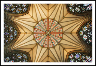 Chapter House Ceiling | by Fazer44