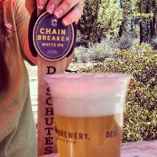 Chainbreaker White IPA | by DeschutesBrewery