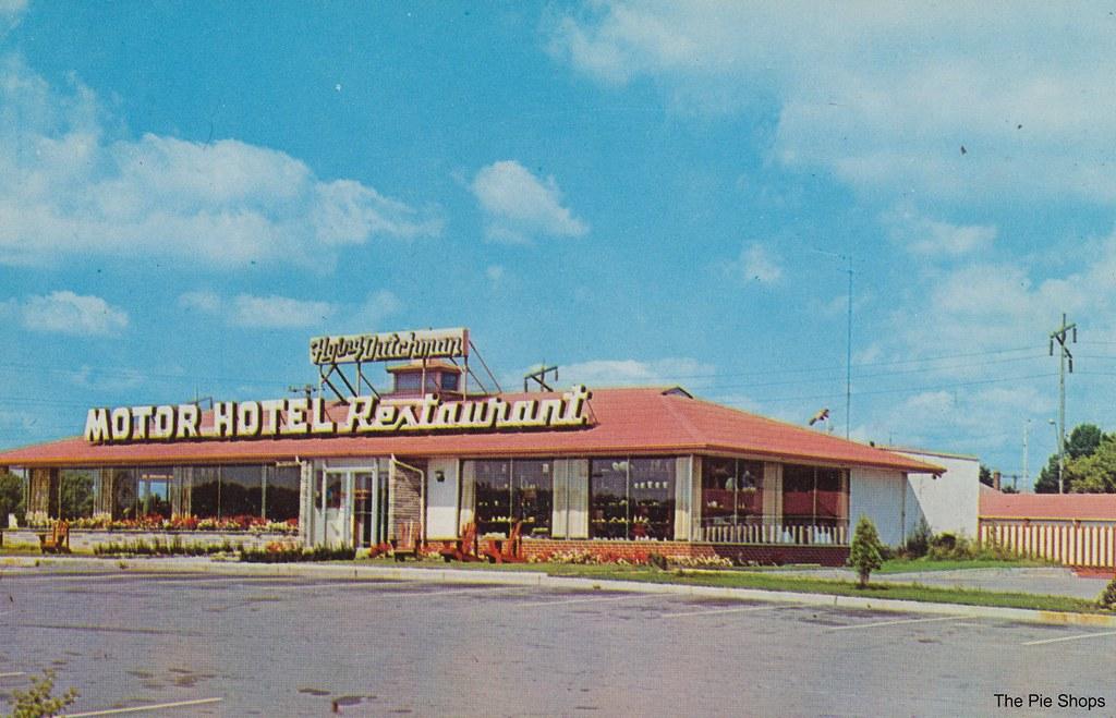 Flying Dutchman Motor Hotel - Bowmanville, Ontario