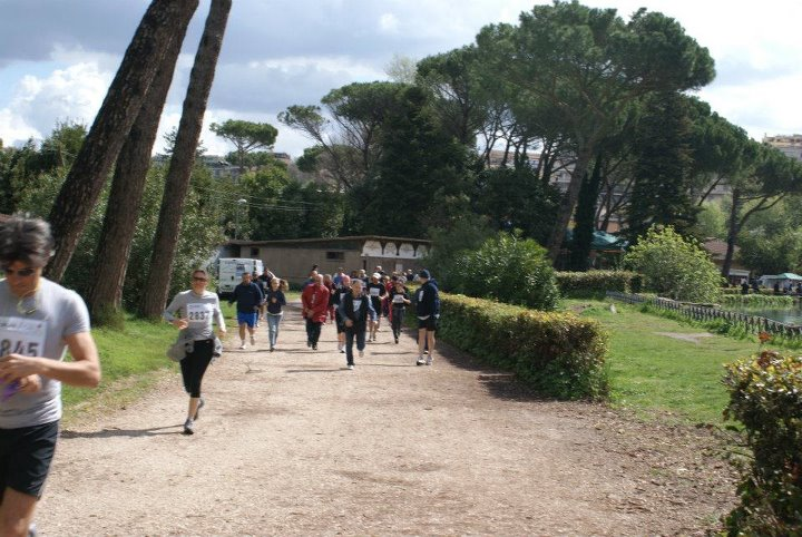 Run for parkinson a Roma