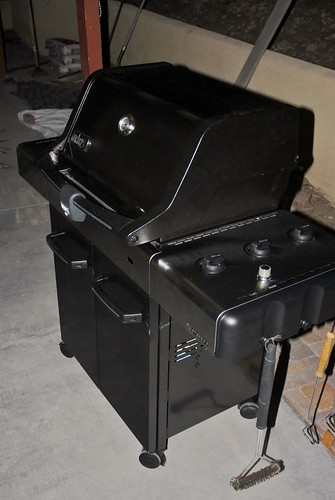 20120526 new weber spirit e 310 3 burner propane gas grill flickr. Black Bedroom Furniture Sets. Home Design Ideas