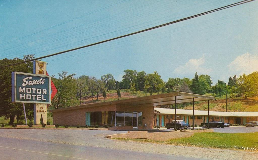Sands Motor Hotel - Pulaski, Tennessee