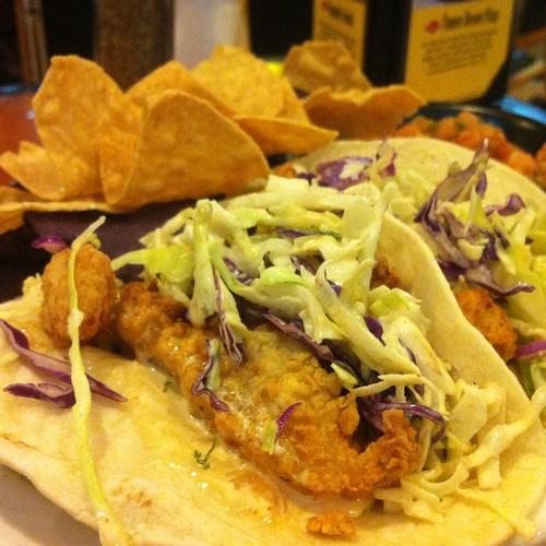 California Kitchen Fish Tacos
