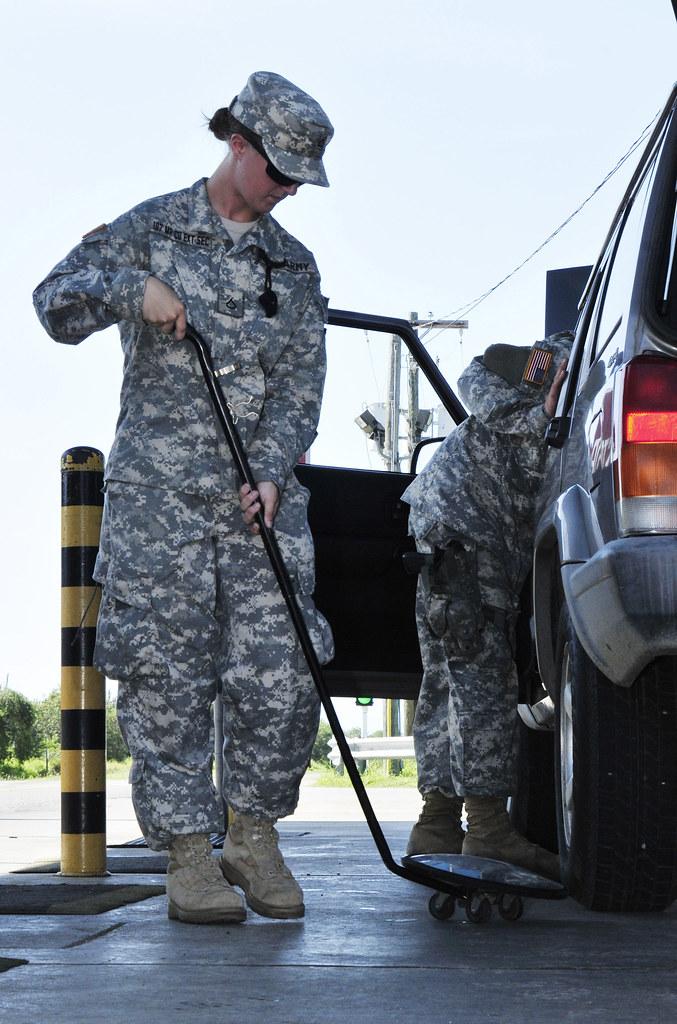 107th Military Police Company At Guantanamo Bay Flickr