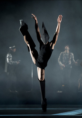 Eric Underwood dancing in Carbon Life © Bill Cooper/ROH 2012 | by Royal Opera House Covent Garden
