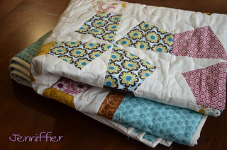 Carnival Quilt Top Finished | by Jenniffier
