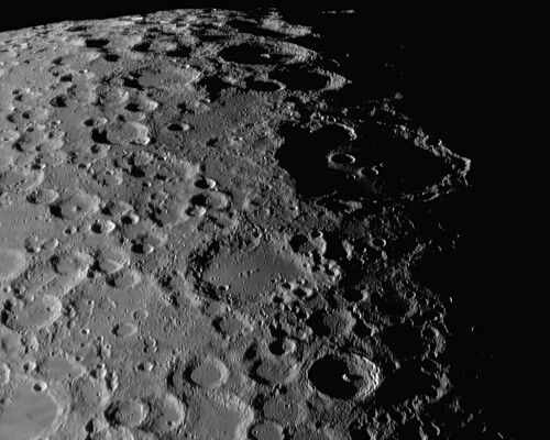 Dawn at Clavius | by cho-web