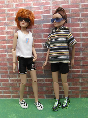 Tonner Ron Weasley and Viktor Dreary | by mydollfamily