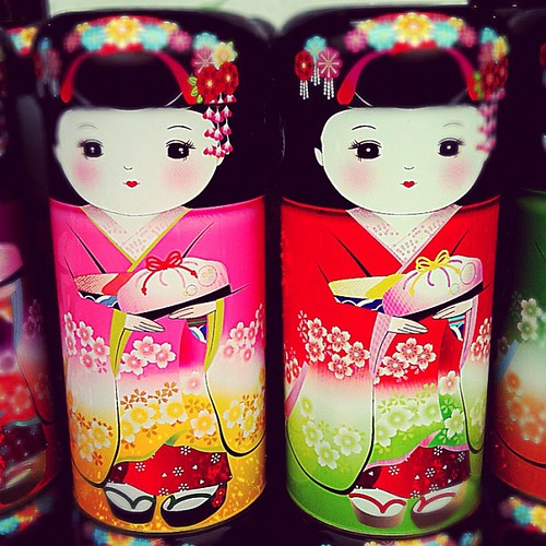 Geisha in a can? - Takayama morning market #dna2japan #gadv | by uncorneredmarket