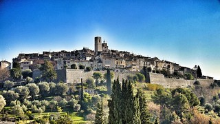 Saint Paul de Vence | by Philippe Pesce