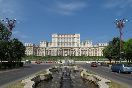 Palace of the Parliament in Bucharest (AP4M1788) | by Alex Panoiu