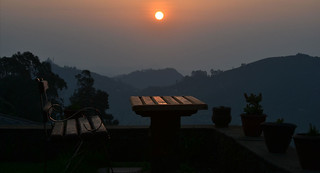 Sunrise at Kodaikanal | by Vive le Roi