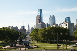 Philadelphia Skyline | by Rob Shenk